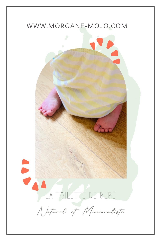 epingle pinterest sur la toilette des bébés