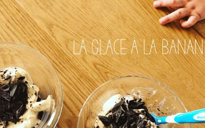 La glace zéro déchet, minute, saine et gourmande